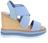 Paloma Barceló Sandalo Filipinas Colore Azzurro