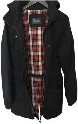 Peak Performance Black Cotton Jacket for Women