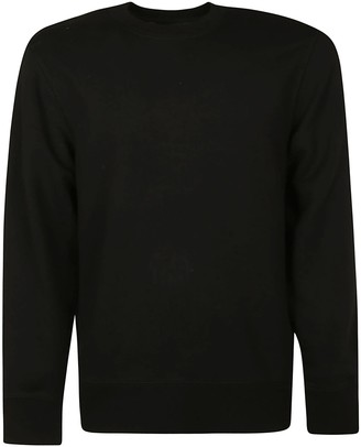 Y-3 Embroidered Front Sweatshirt
