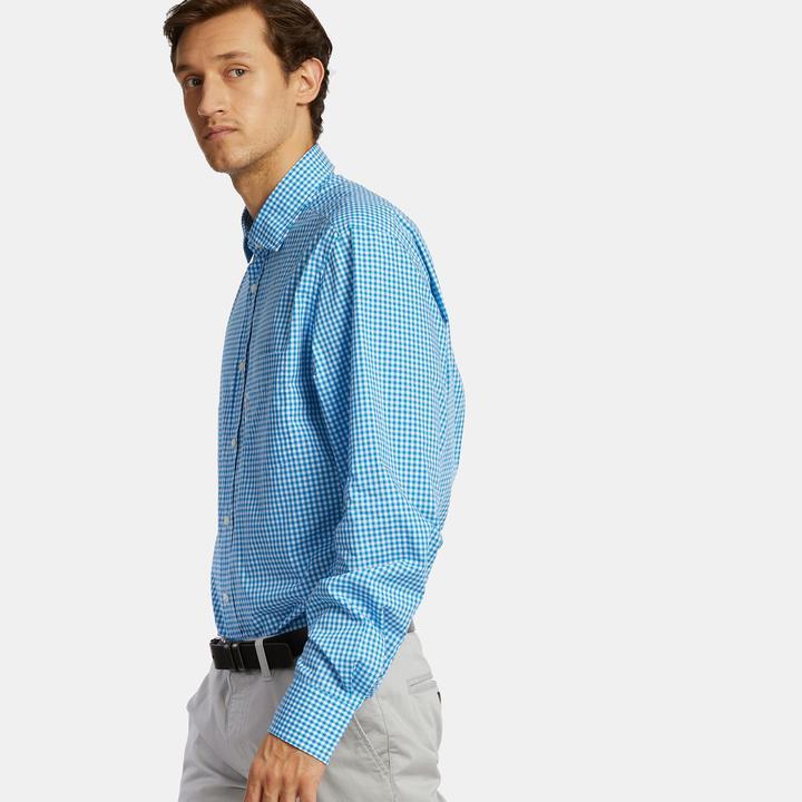Façonnable Men's Gingham Button Down Shirt
