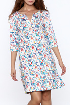 Hatley Peplum Sail Dress
