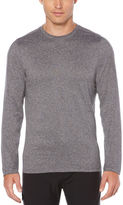 Perry Ellis Active Slim Crew Knit Shirt