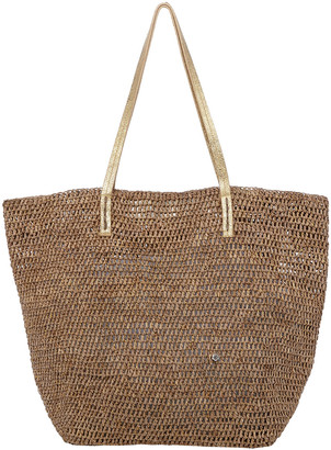 Flora Bella Tybee Beach Tote Bag