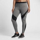 Nike Pro HyperWarm Women's Training Tights (Plus Size 1X-3X)