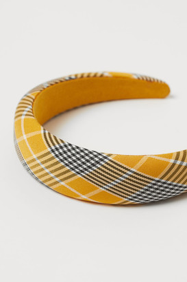 H&M Padded Alice band