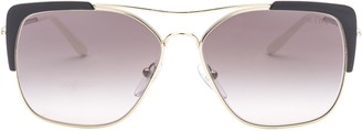 Prada Gradient Lens Sunglasses