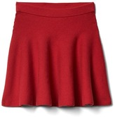 Gap Sweater skater skirt