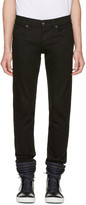Rag & Bone Black Fit 1 Bk Jeans