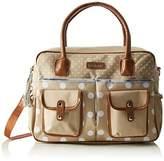 Bébé-jou Diaper Bag (Natural)