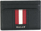 Bally striped cardholder