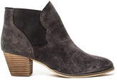 Coolway Gray Judy Leather Ankle Boot