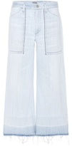 Citizens of Humanity Melanie Wide-legged Cropped Jeans