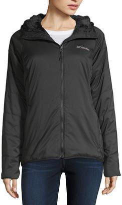 Columbia Kruser Ridge Wind & Water Resistant Fleece Lined Midweight Quilted Jacket