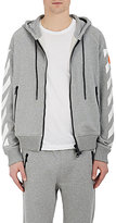 Moncler O Men's Cotton French Terry Hoodie