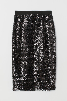 H&M Skirt with sequins