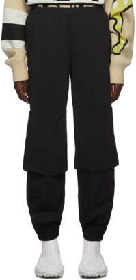Perks And Mini Black B.T.C. Space In Shell Lounge Pants