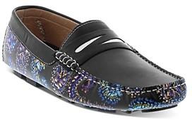 Robert Graham Men's Blundell Penny Loafers