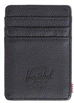 Herschel Men's Raven Leather Wallet