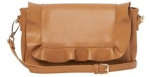 Urban Originals Women's Frill Clutch