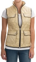Barbour Viscon Quilted Vest (For Women)