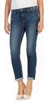 Paige Women's Carter High Rise Crop Slim Jeans