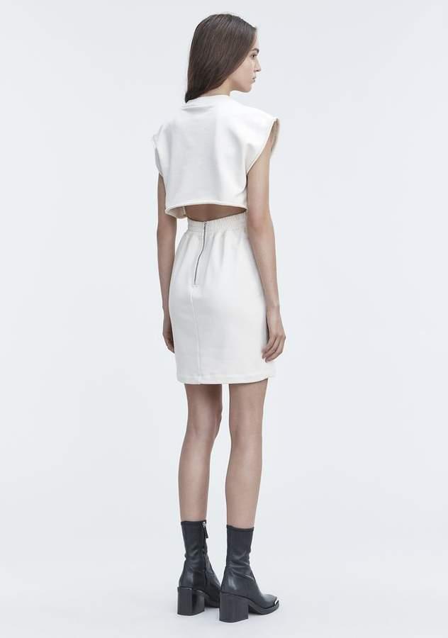 Alexander Wang CINCH WAIST DRESS
