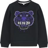 Kenzo Pearl tiger sweatshirt