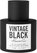 Kenneth Cole Vintage Black Eau de Toilette, 3.4 oz