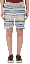 Faherty Men's Shorebreak Knit Cotton Shorts