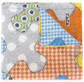 fe-fe puzzle pocket square - unisex - Silk - One Size
