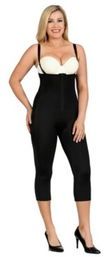 Instaslim InstantRecovery Md Compression Open Bust Capri Length Bodyshaper, Online Only