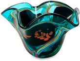 Bed Bath & Beyond Seapointe Art Glass Bowl