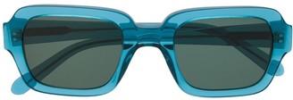 Han Kjobenhavn Square Frame Sunglasses