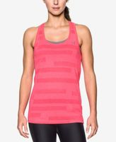 Under Armour Threadborne Jacquard Training Tank Top