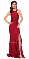 Atria Stunning Strapped Back Prom Dress