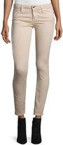 IRO Jarodcla Stretch Denim Ankle Jeans, Nude