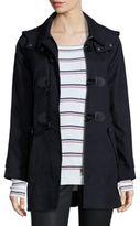 Joie Hester Cotton Duffle Coat