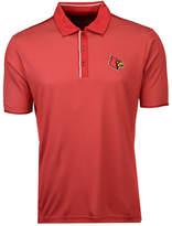 Antigua Men's Louisville Cardinals Draft Polo