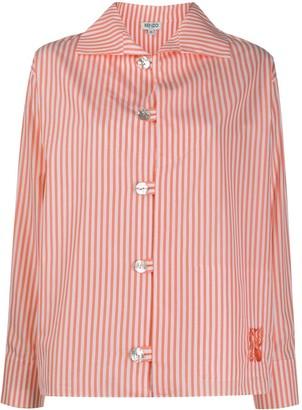 Kenzo Pinstriped Shirt