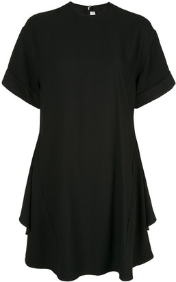 Victoria Beckham circle folded T-shirt dress