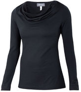 Ibex Women's Diana Cowl Neck T-Shirt