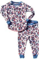 Rowdy Sprout Baby Boy's Grateful Dead Thermal Set