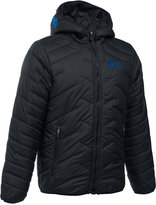 Under Armour Coldgear® Reactor Hooded Jacket, Big Boys (8-20)