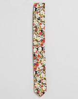 Asos Floral Tie