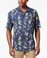 Tommy Bahama Men's Silk Bamboozled Tropical Print Island Zone ® Shirt