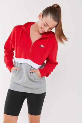 Nike Sportswear Half-Zip Hoodie Sweatshirt