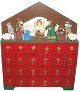 Asstd National Brand 12.5 Nativity Advent Calendar