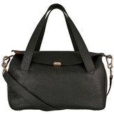 Lodis Oprah Leather Convertible Satchel
