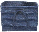 Rice Storage basket - Navy Blue