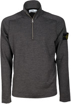 Stone Island Zip Sweater